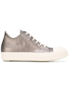 lace up trainers  Rick Owens DRKSHDW
