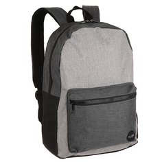 Рюкзак городской Globe Dux Deluxe Backpack Grey/Charcoal/High