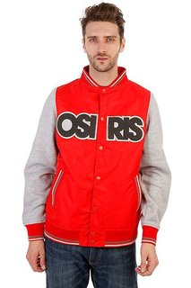 Бомбер Osiris Jacket Sheffield Red