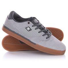 Кеды кроссовки низкие DC Cole Lite Shoe Grey