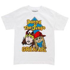 Футболка детская Grenade Danny & Dingo White
