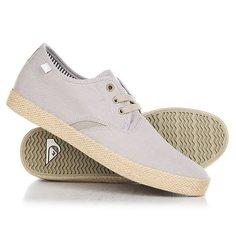 Кеды кроссовки низкие Quiksilver Shorebrkdelxesp Tan - Solid