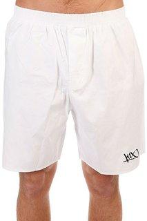 K1X Plus 3 Inch Boxer Short White