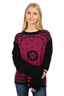 Свитер женский Insight Mystic Bandanna Jaquard Knit Floyd Black