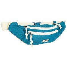 Сумка поясная Запорожец Small Waist Bag Blue/Brown