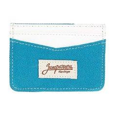 Визитница Запорожец Card Holder Blue/Brown