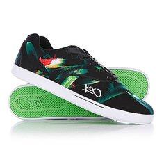 Кеды кроссовки K1X Cali Tropical/White/Neon Green