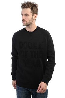 Толстовка свитшот K1X Roy Crewneck Black