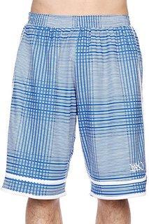 Шорты K1X Fade Reversible Shorts White/Blue