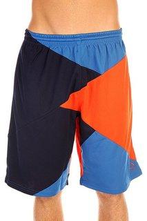 Шорты пляжные K1X Zaggamuffin Shorts Navy/Flame/Blue