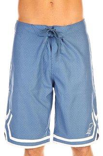 Шорты пляжные K1X Double X Boardshorts Vintage Blue/White