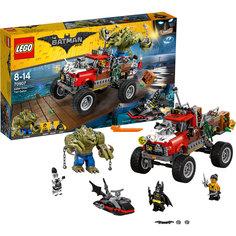 LEGO Batman Movie 70907: Хвостовоз Убийцы Крока
