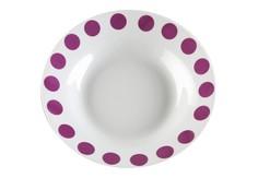 Набор из глубоких тарелок (6шт) Colibri