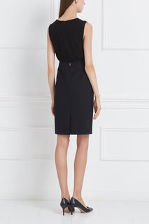 Шерстяная юбка Vimondi Hugo Boss