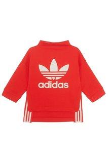Хлопковый свитшот Sweartshirt Adidas