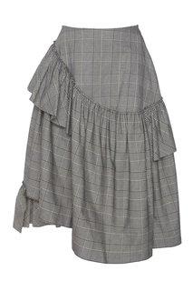 Хлопковая юбка Simone Rocha