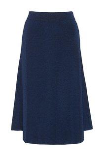 Однотонная юбка M Missoni