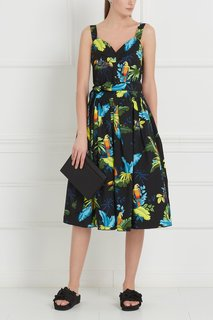 Платье с принтом Marc Jacobs