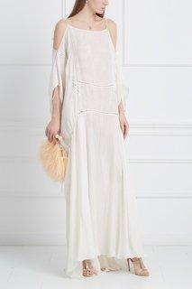 Шелковое платье «Венчальное» Esve
