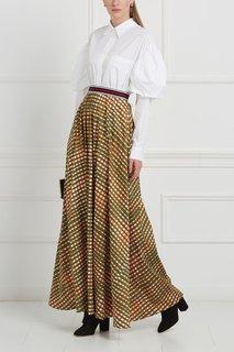 Хлопковая юбка Leggibile Stella Jean
