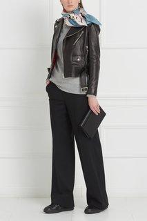Шерстяные брюки RED Valentino