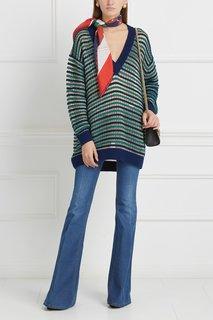 Пуловер в полоску M Missoni