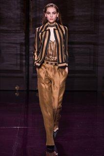 Однотонные брюки Nina Ricci