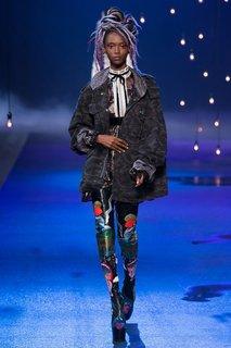 Платье с кружевом Marc Jacobs
