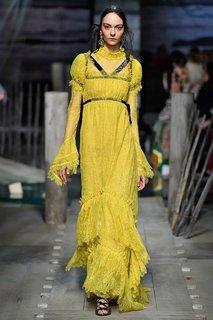 Кружевное платье Genevieve Erdem
