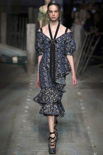 Платье Kaitlyn Erdem