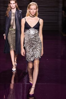 Платье-комбинация Nina Ricci