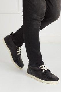 Кожаные ботинки CR7
