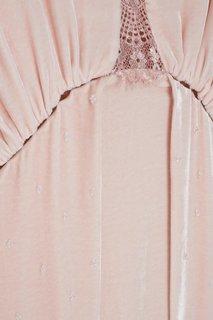 Бархатное платье «Стрекоза» Esve