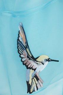 Шелковый кардиган «Колибри» Esve
