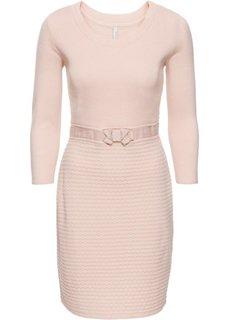 Платье (кремовый) Bonprix