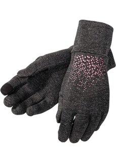 Перчатки (шиферно-серый) Bonprix