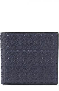 Кожаный кошелек из тисненой кожи Loewe
