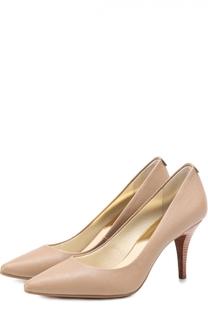 Кожаные туфли Flex на шпильке MICHAEL Michael Kors