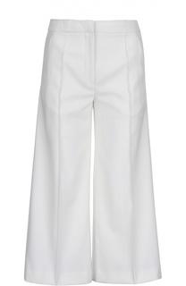 Широкие брюки с лампасами и врезными карманами Racil