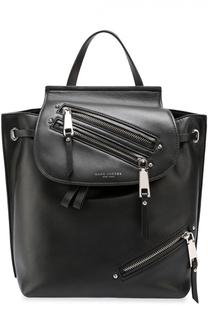 Кожаный рюкзак Zip Pack Marc Jacobs