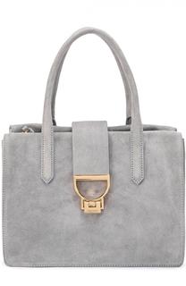 Замшевая сумка Arlettis Coccinelle
