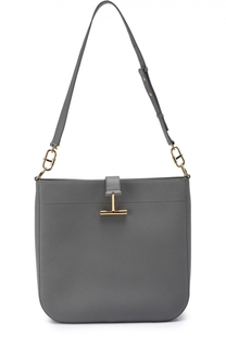Сумка T Clasp Hobo Tom Ford