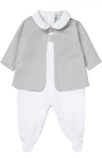 Комплект из пижамы и накидки Kissy Kissy