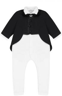 Пижама-костюм из хлопка Aletta