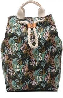 Рюкзак с принтом Bonfanti