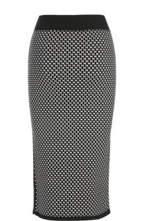 Вязаная юбка Michael Kors