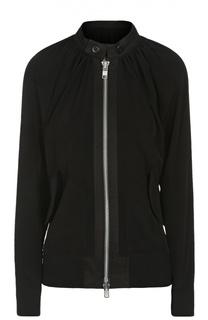 Куртка-бомбер Yohji Yamamoto