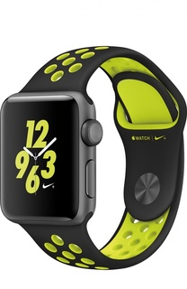 Apple Watch Nike+ 38mm Space Grey Aluminium Case Apple