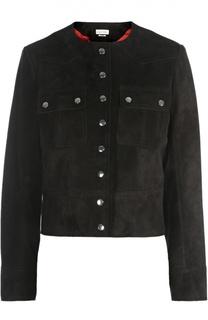 Замшевая куртка Isabel Marant Etoile