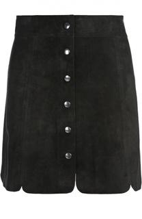 Замшевая юбка Isabel Marant Etoile